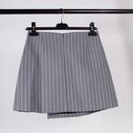 Asymmetrical Mini Skirts 1191