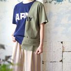 ARMY-ドッキングTシャツ *USU GALLERY