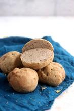 低糖質丸パン・メープル胡桃(5個セット)