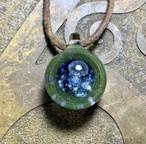 "starburst galaxy ""hoshiuzu"" pendant"