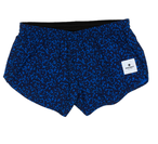 【10%OFF】SAYSKY セイスカイ ランニングショーツ FTP Combat Shorts - BLUE MICROBES PRINT [ユニセックス] FMRSH08