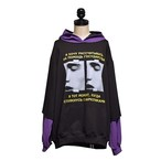 Sowhat? / STC Hoodie / Purple