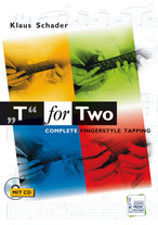 AMB3008 T for Two / Klaus Schader (TAB譜CD付)
