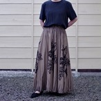 Cotton Long Skirt / ロング スカート