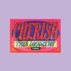 「CHERISH」レンチキュラーカード