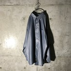 [used] king size shirt coat