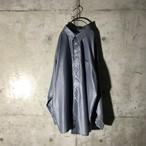[used] king size shirt coat