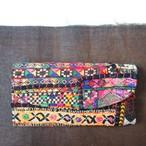 ビンテージ刺繍 財布