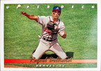 MLBカード 93UPPERDECK RafaelBelliard #091 BRAVES