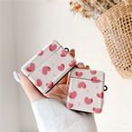 Cute Love Heart airpods1/2 Pro case