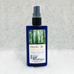 ヒノキ材100%ミスト(100ml)|岐阜県産の檜だけで作った100%植物エキス