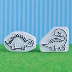 恐竜はんこ