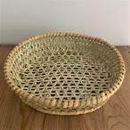 長野県根曲竹 茶碗かご 特上(楕円)