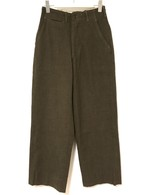 U.S. Army M-1952 Wool Trousers W29