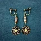 geometric earring EKL-WB-MGY