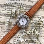 Flower bijou rétro Watch◇レトロウォッチ