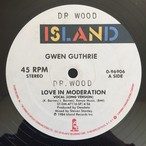 Gwen Guthrie ‎– Love In Moderation