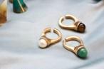 medium ring earcuff