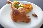 フランス産 鴨もも肉のコンフィ (1本入 約250g)