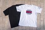 FRA logo T-shirt / white