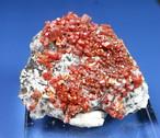 自主採掘!アリゾナ産 褐鉛鉱 バナジン鉛鉱  16g VND011  鉱物 天然石 パワーストーン 原石