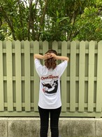 OVERTAPES×APARTMENT Original LOGO T-Shirt(※6月13日(土) 21:00〜販売開始)