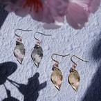 Cherry Blossoms reef pierce/earring