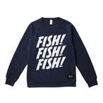 FISH! FISH! FISH! SWEAT : Navy