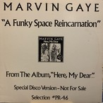 MARVIN GAYE - A FUNKY SPACE REINCARTION