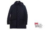 トラディショナルウェザーウェア Traditional Weatherwear キルティングコート DERBY HOOD  ネイビー 36