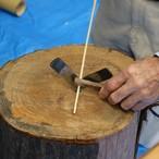 竹屋小刀 2枚一組 (幅引き、面取り用)