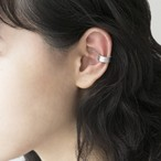 TIN BREATH Ear cuff 5×37mm