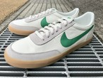 NIKE x J.CREW KILLSHOT 2 LEATHER (SAIL/LUCID GREEN-GUM YELLOW)