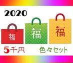 2020 セカンドステージ 5千円ジグ福袋色々セット