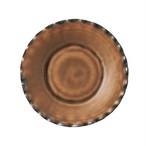 リムプレート/brown(16cm)