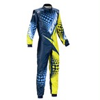 KK01725247  KS-2R Suit  (Blue/yellow)