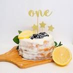 バースデーケーキトッパー(R) 誕生日 飾り付け