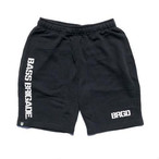 BRGD LOGO SWEAT SHORTS