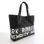 Tote Bag (L) / Black  TLB-0004