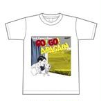 大瀧詠一 Cover Book -ネクスト・ジェネレーション編-『GO! GO! ARAGAIN』ジャケットTシャツ