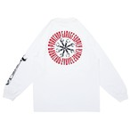 Wrench L/S TEE/WHITE