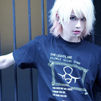 【DON'T NEVER LEAVE ME】T-SHIRTS