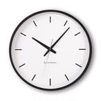 KATOMOKU plywood wall clock 5 km-49BRC 電波時計