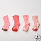 «予約» pink pink socks 4set  ピンクピンク ソックス 靴下