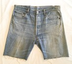 "90's Levi's 501 CUT OFF SHORTS ""MADE IN USA"" <Used>"