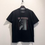 TANGUIS COTTON T-S <NO SPONSOR> (FADE BLACK) / GERUGA