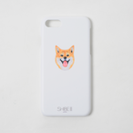 iPhone CASE SHIBE SMILE ( iPhone 7 / 6s / 6 )