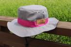 ハット帽 (グレー)