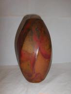銅花器(八島望舟 造) copper vase