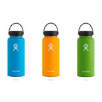 【Hydro Flask】ステンレスボトル 32 oz Wide Mouth (946ml)